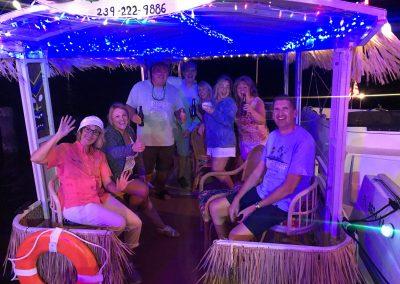 Captain Jack's Tiki Boat Tour